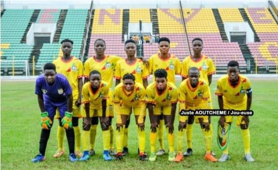 Éliminatoires Mondial Féminin (U20) 2022 : Le Bénin bat le Niger 7 buts à 1 en match retour