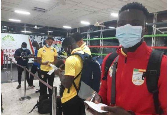 Éliminatoires mondial 2022 Les Écureuils déjà à Antananarivo pour leur 1er match