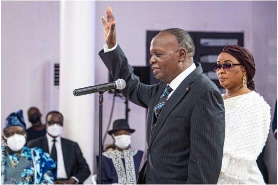 Prestation de serment: Les deux nouveaux membres du conseil électoral installés