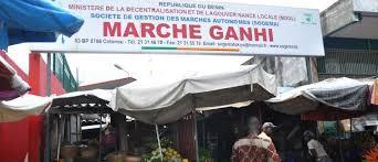 Reconstruction du marché de Ganhi Un site identifié pour le relogement des usagers