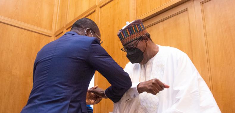 Audience à la présidence de la République : historique tête-à-tête entre Patrice Talon et Boni Yayi